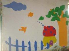 小学一年级教室墙面装饰图片图片
