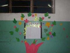 三年级教室墙面布置图片 最后更新:2014-08-27 二年级教室墙面布置图片