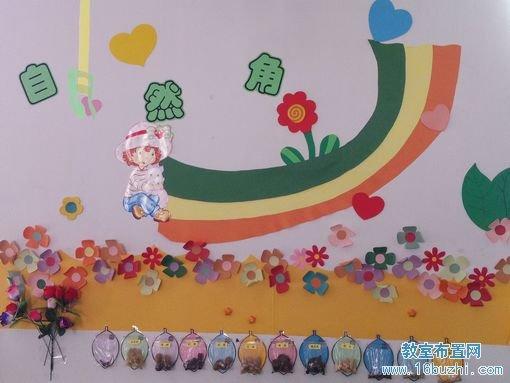 幼儿园区角布置:自然角_教室布置网