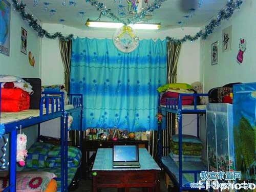 幼儿园圣诞节教室墙面布置图片_幼儿园布置网