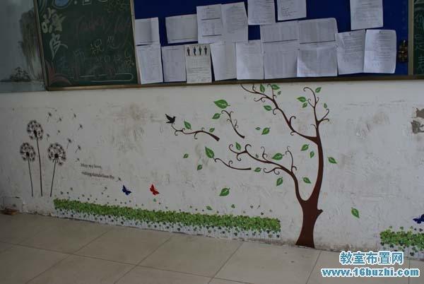 高中我的梦想画
