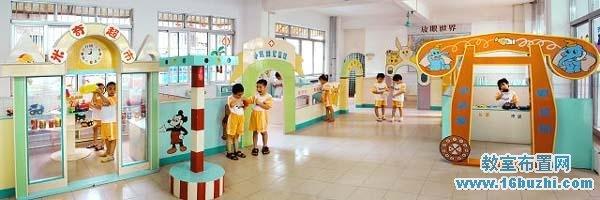 幼儿园餐厅装饰_教室布置网